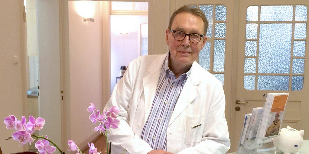 Dr. med. Siegfried Schulze